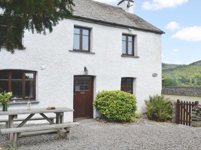 Little Knott, Cumbria, Blawith