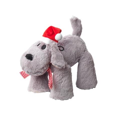 Big Paws Festive Dog Squeaky Dog Toy