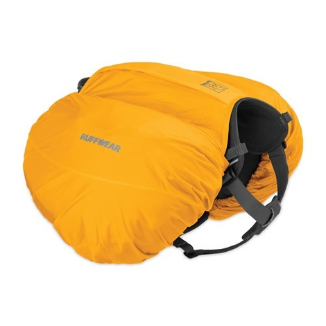 Hi & Dry™ Saddlebag Cover in Sunrise Yellow 2