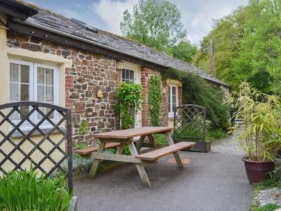 Ash Cottage, Devon, Pyworthy
