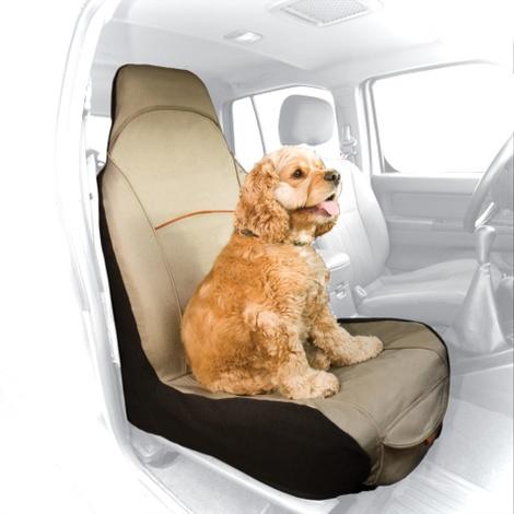 Co-Pilot Car Seat Cover - Khaki