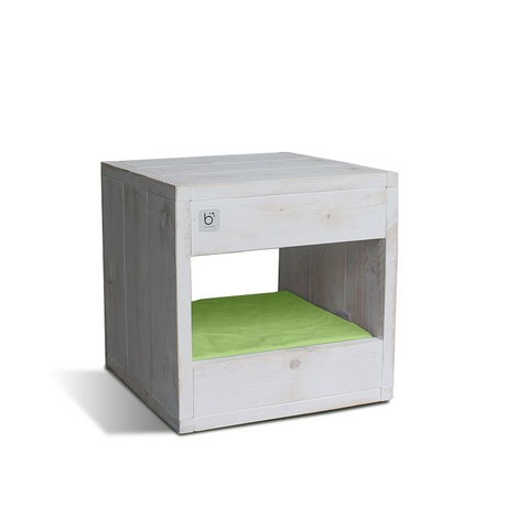 Bloq Beach Pet Bed & Side Table
