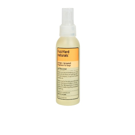 Orange and Bergamot Uplifting Spray