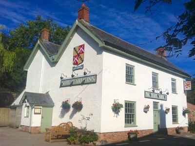 The Notley Arms Inn, Somerset, Monksilver