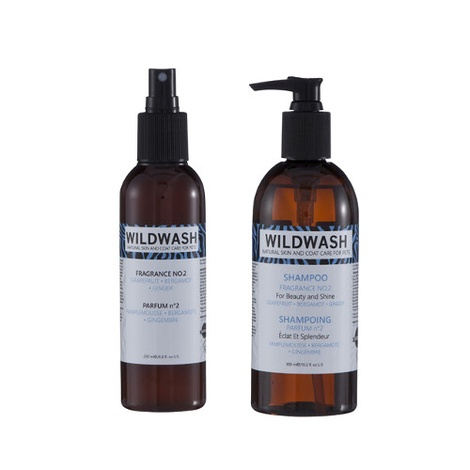 WildWash Pet Shampoo & Perfume Fragrance no.2