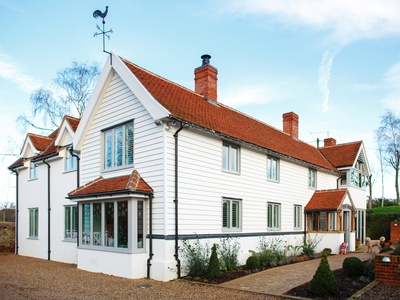 Letheringham Water Mill - The Mill House, Suffolk, Woodbridge