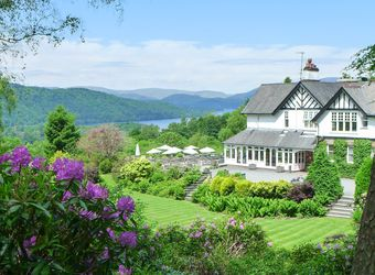 Linthwaite House Hotel, Lake District