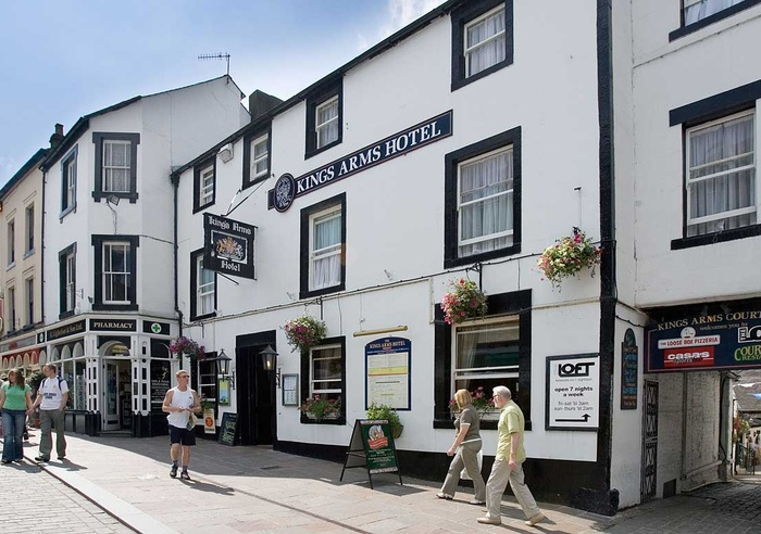 The Kings Arms Hotel, Lake District 1