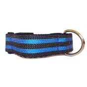 "Pet Pooch Boutique - Chain Link Dog Collar 1"" Width"