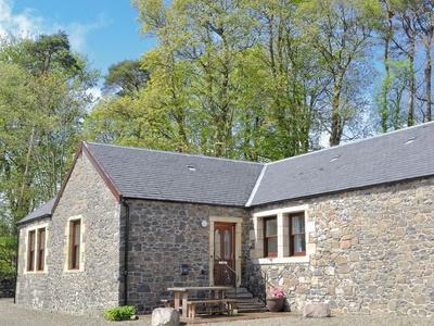 Elm Cottage, South Lanarkshire, Crawfordjohn