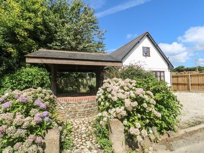 Wishing Well Cottage, Cornwall, Truro