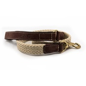 Ralph & Co - Rope lead (flat) - Brown