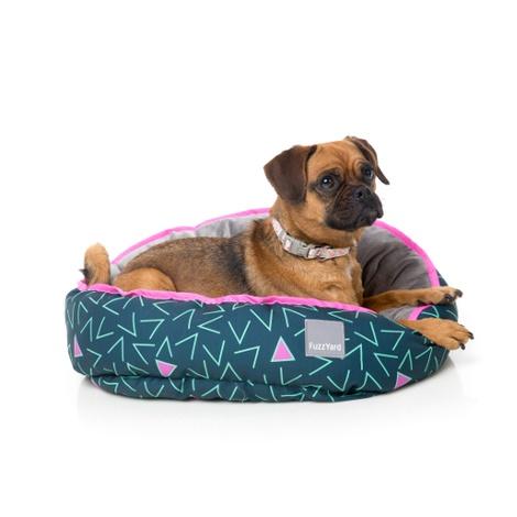 Voltage Reversible Dog Bed