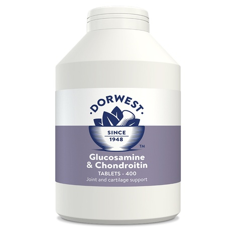 Glucosamine & Chondroitin Tablets for Dogs 3