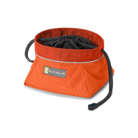 Quencher Cinch Top Bowl - Pumpkin Orange