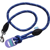 Hem & Boo - Reflective Mountain Rope Trigger Lead - Blue