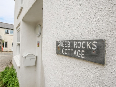 Greeb Rocks Cottage, Cornwall, Marazion