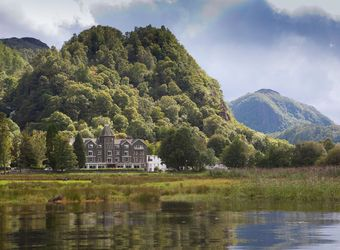 Lodore Falls Hotel, Lake District