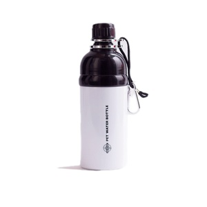 White 500ml Pet Water Bottle
