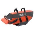 Ripstop Dog Life Jacket – Orange 3