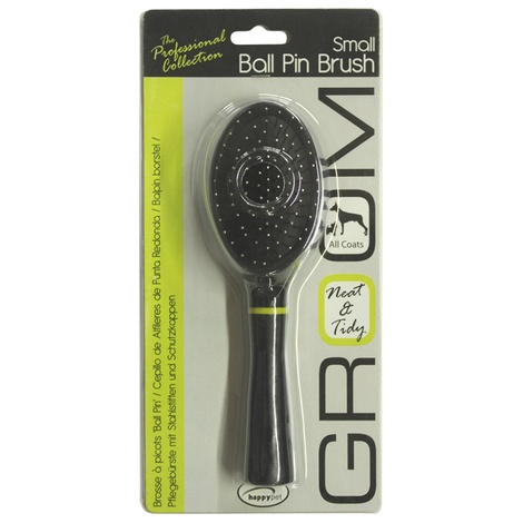 Groom Ball Pin Brush for Dogs – Small