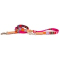 Pink INCA Cafe Dog Lead 2