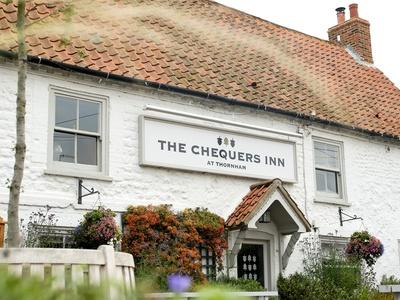 The Chequers Inn, Norfolk, Thornham