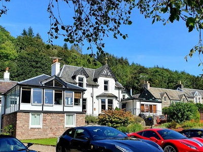 Achray House Hotel, Scotland, St Fillans