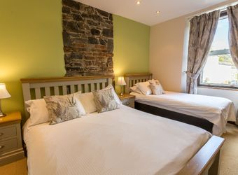 Embleton Spa Hotel - Skiddaw Apartment