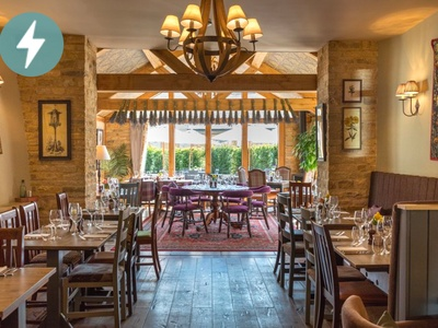 The Lion at Wendlebury, Oxfordshire, Bicester Village