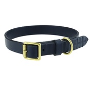Clementine est. Dogs - Flat Beaton Collar - Navy