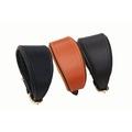 Luxury Sighthound Leather Dog Collar – Black 3