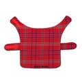Henry Holland Red Tartan Dog Coat 3