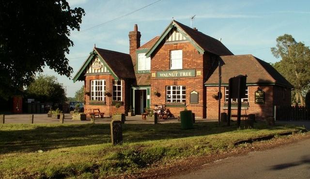 The Walnut Tree pub