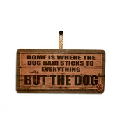 Signoodles - Home Is Where...' Dog Owner Sign
