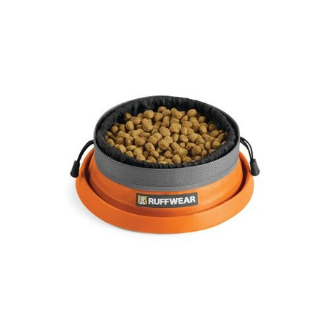 Ruffwear Bivy Cinch Bowl - Campfire Orange 4