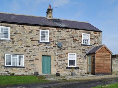 No 2 Cottage, Northumberland