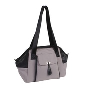 Zu & Lu - Shirley Dog Carrier - Taupe