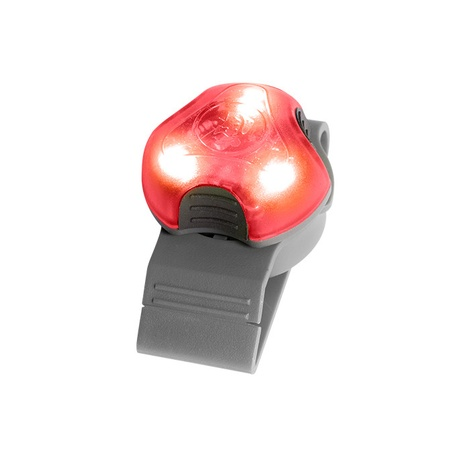 Rigel Multi-Purpose LED Light for Dog Collar – Red