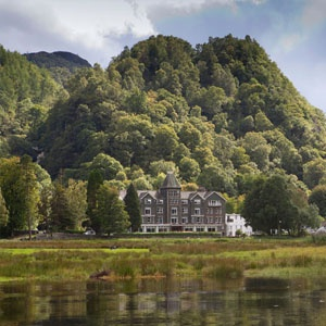 <strong>LODORE FALLS HOTEL, LAKE DISTRICT</strong>: A commanding presence in the area for over 200-years, this majestic Lakeland slate built hotel has reveals a stylish new look.