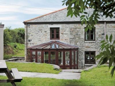 Prideaux Cottage, Cornwall, Saint Blazey