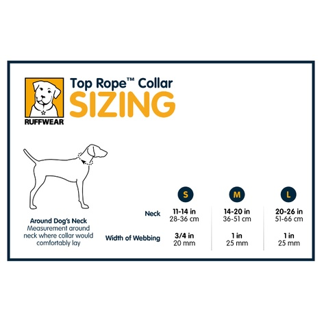 Top Rope Dog Collar - Kokanee Red  2