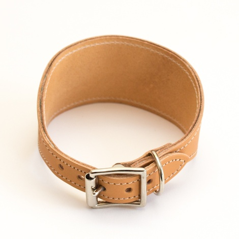 Geo Green Hound Collar 3