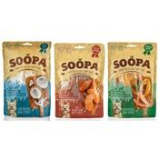 Soopa - Soopa Variety Dog Chews (3 x 100g)