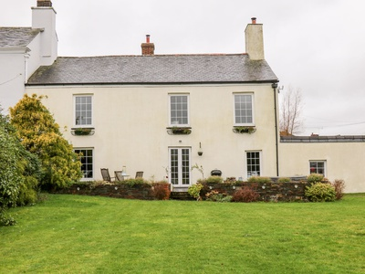 The Old Manor House, Devon, Lifton