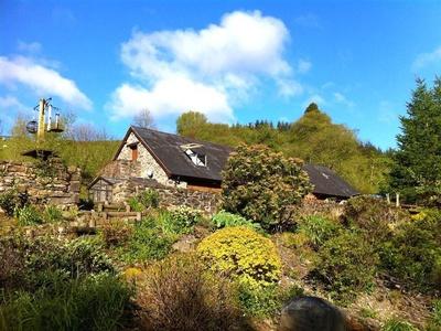 Upper Barn Cottage, Gwynedd, Aberangell