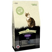 James Wellbeloved - Fish & Rice Senior Dry Food Cat Food
