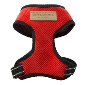 Bowl&Bone Republic - Candy Dog Harness - Red