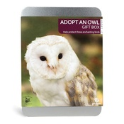 Gift Republic - Adopt An Owl Gift Box