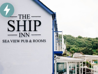 The Ship Inn, Wales, Tresaith